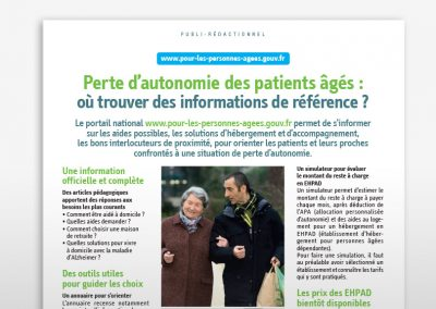 Insertion d'informations